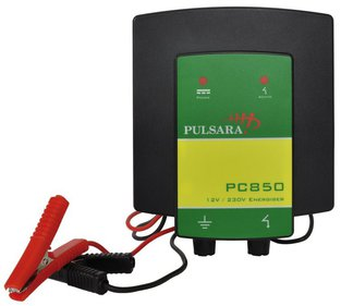 Pulsara PC850 12V batteriladdare