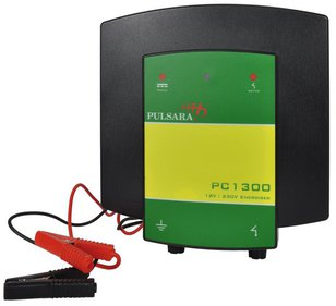 Pulsara PC1300 12V batteriladdare