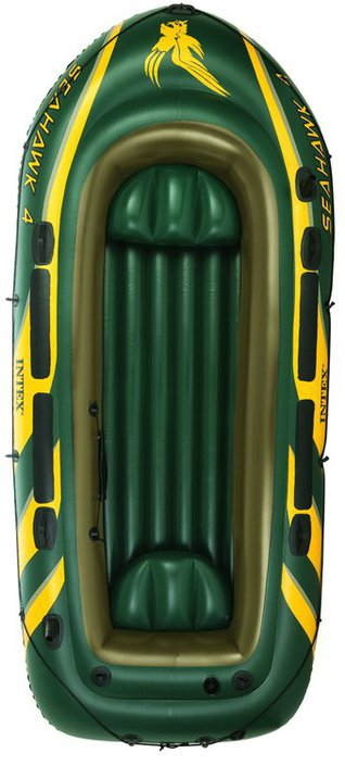 Intex Seahawk 4 opblaasboot-set