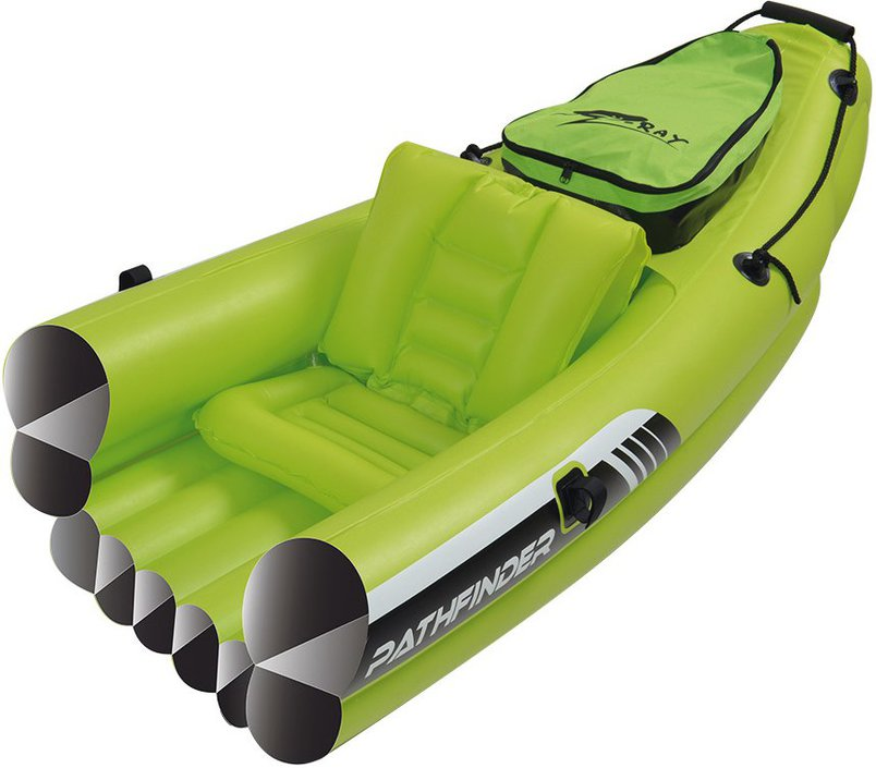 Jilong Pathfinder C-II 330 inflatable kayak set on checkfrank ie | Frank