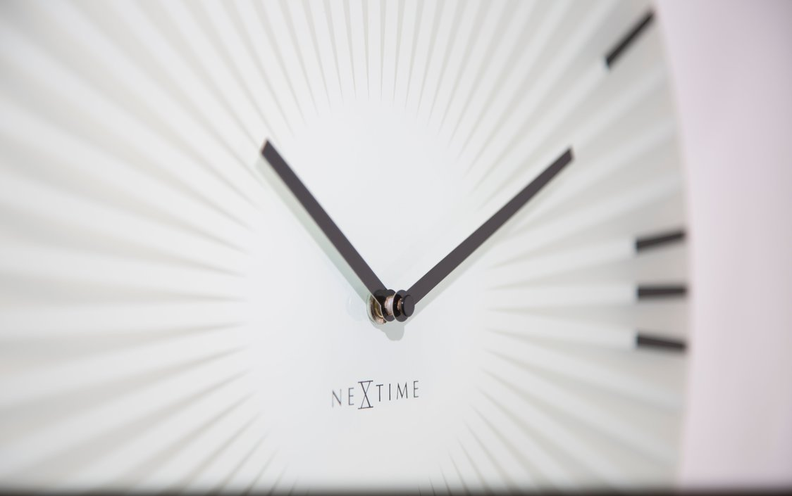 NeXtime Sticks wandklok