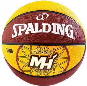 Spalding Miami Heat 2015 teambal