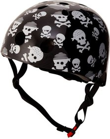 Kiddimoto Pirate Fahrradhelm Kinder