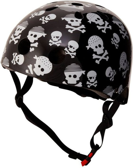 Kiddimoto Pirate kinderhelm