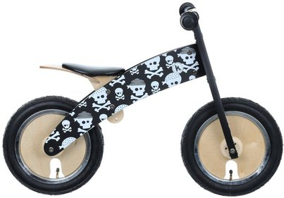 Kiddimoto Kurve Pirate loopfiets