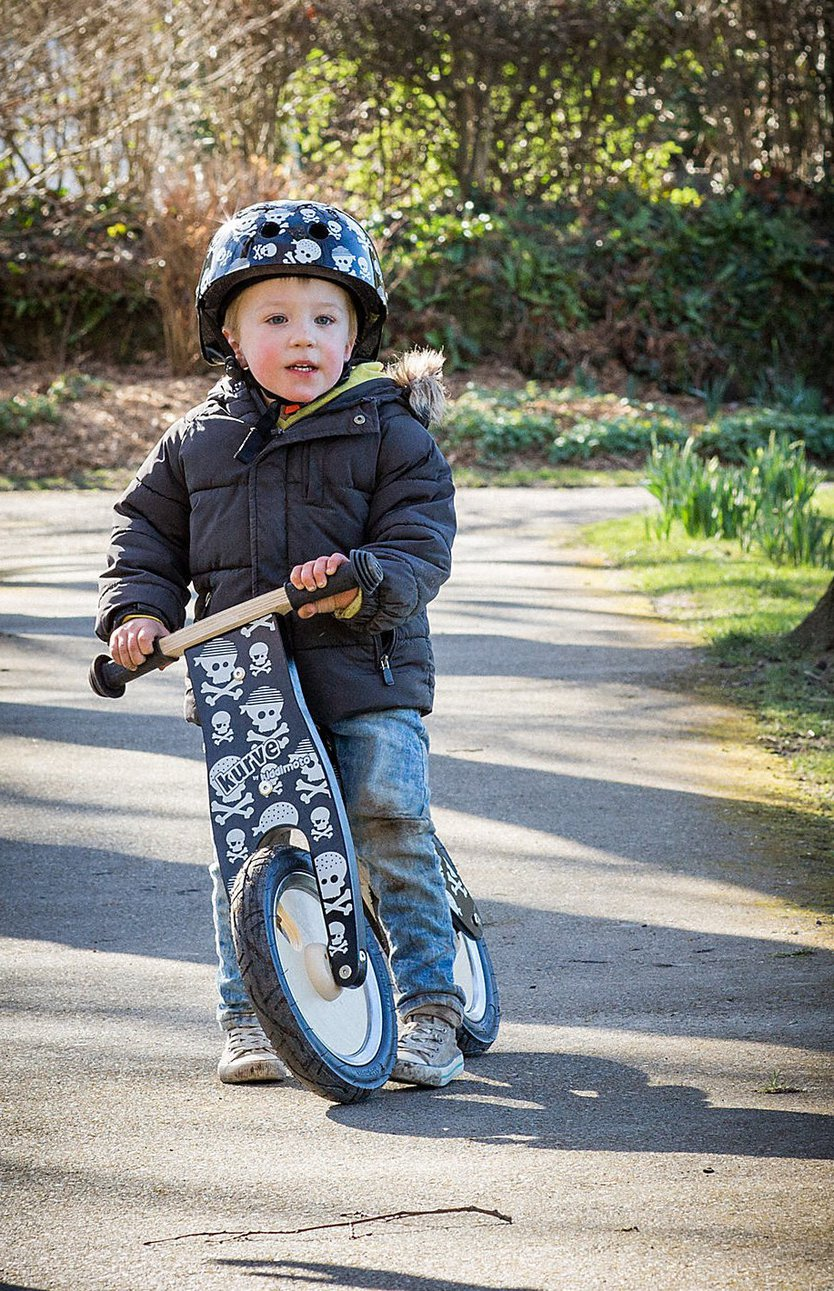 Kiddimoto Pirate barnhjälm