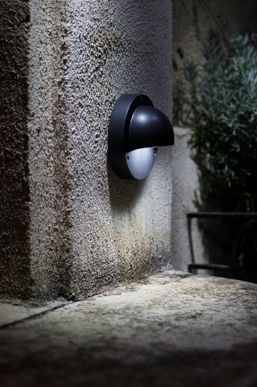 Garden Lights Deimos 12V LED muurlamp