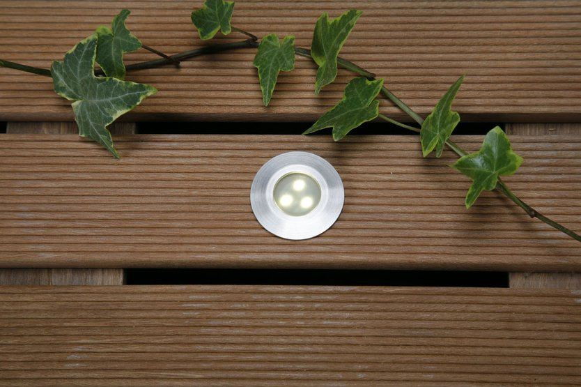 Garden Lights Apla Warm White 12V LED-Bodenspot