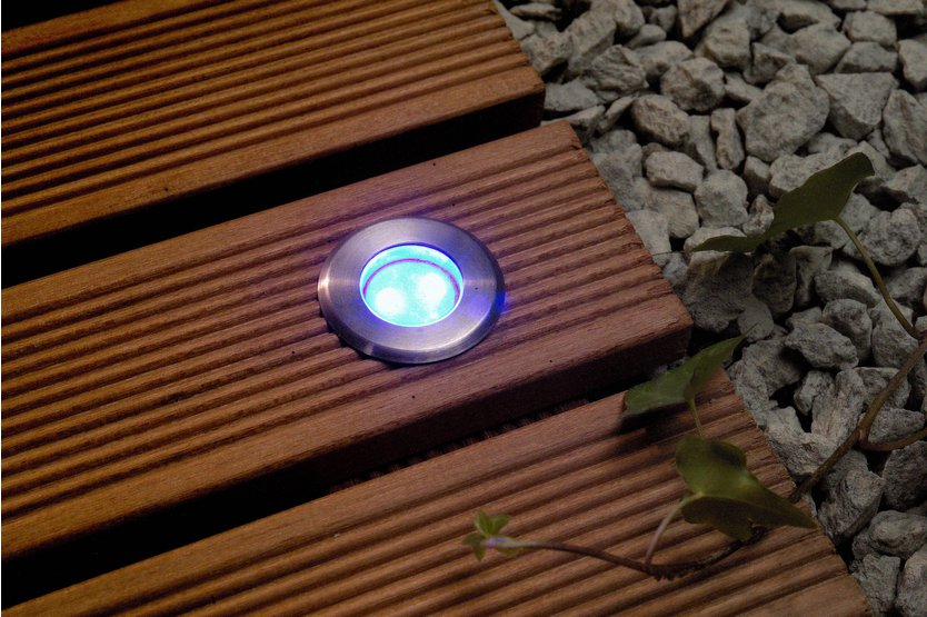 Garden Lights Astrum Blue 12V led-grondspot