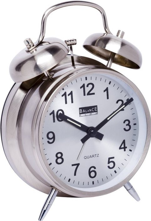 Balance Time Retro alarm clock