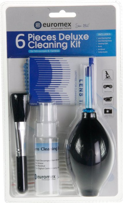 Euromex Deluxe Cleaning Kit