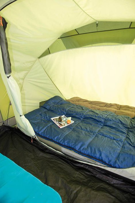 Coleman Bering 4 tunneltent