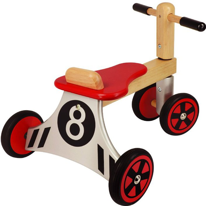 I'm Toy F1 loopfiets