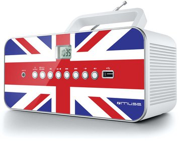 Muse M-28 UK radio
