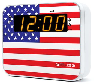 Muse M-165 US wekkerradio