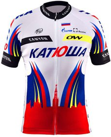 One Way Team Katusha 2015 shirt