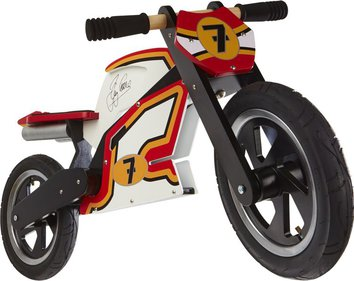 Kiddimoto Superbike Barry Sheene loopfiets