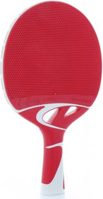 Cornilleau Tacteo 50 gris/rouge ~ Tennis de table - Raquettes