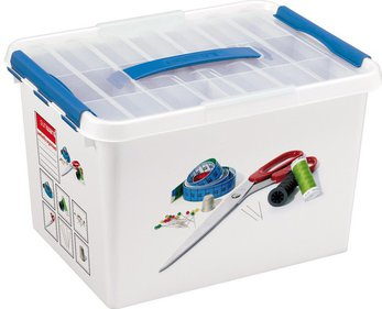 Sunware Q-line Sewing Garnbox