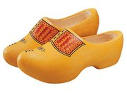 Ulgersma Brabant wooden clogs