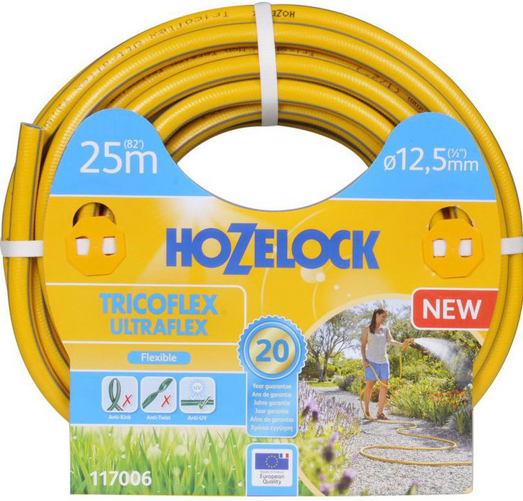 Hozelock Tricoflex Ultraflex tuinslang Ø 12,5mm