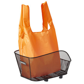 Basil Keep Shopper Fahrrad Tasche orange