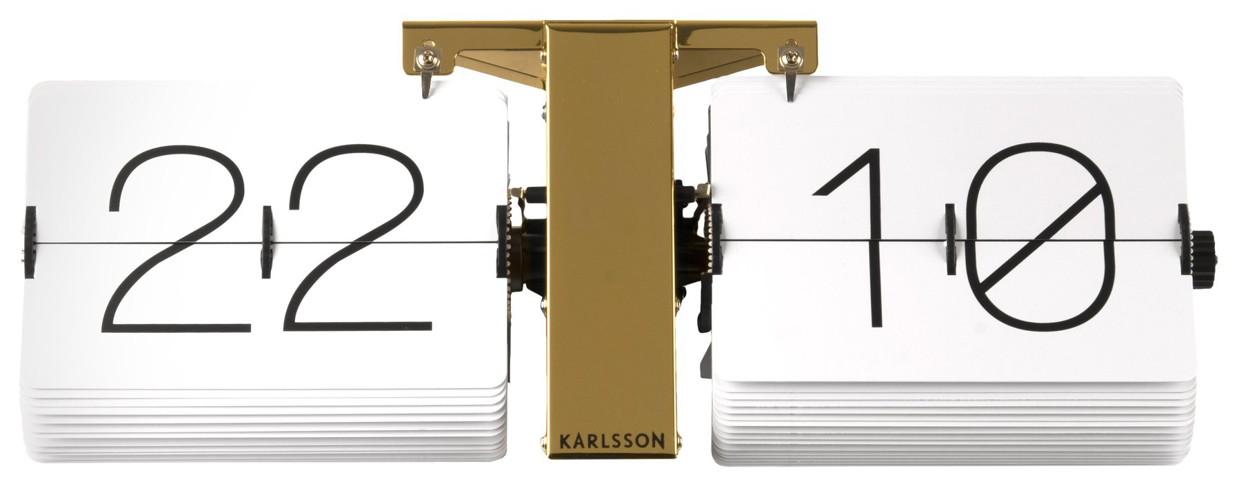 Karlsson Flip Clock No Case