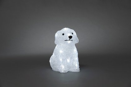 Konstsmide LED Puppy Acryl