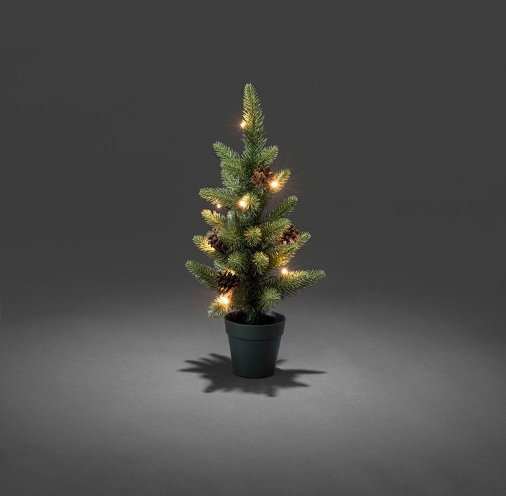Konstsmide Kerstboom In Pot