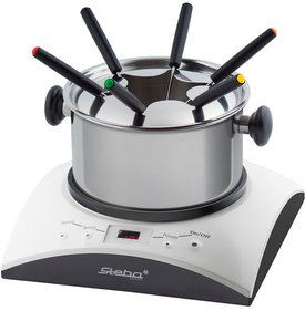 Steba Induction set wok-et-fondue