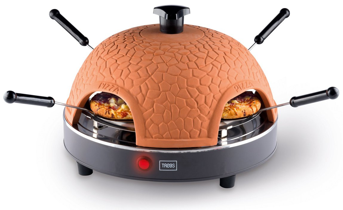 Trebs PizzaGusto 4-persoons pizza-oven