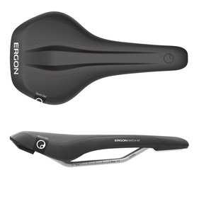 Ergon saddle SMC4-L Sp Gel black