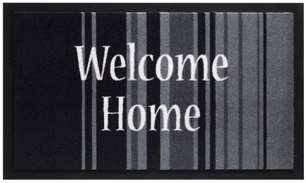 Hamat Mondial Welcome Home Stripes schoonloopmat