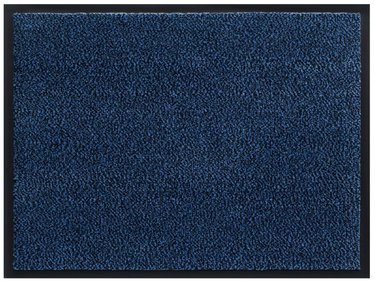 Mars robust washable doormat 40 x 60 cm, Colour anthracite. Manufactured in Western Europe.