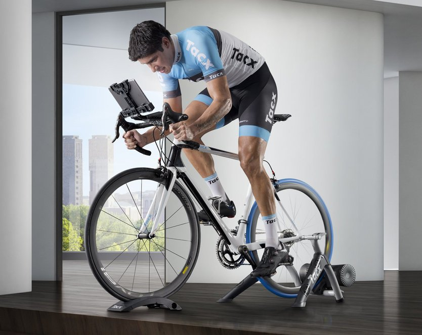 Tacx trainer Bushido Smart T2780