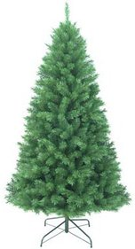 Alaskan Fir Full artificiell julgran 120 cm