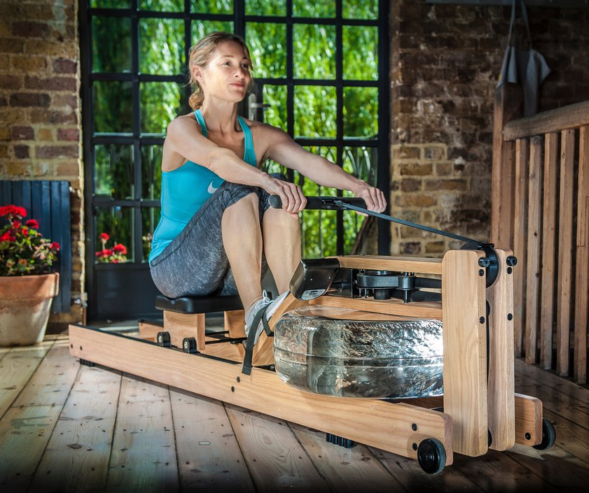 WaterRower Natural Oak roeitrainer