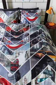 Beddinghouse Studio Citytrip duvet cover