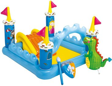 Intex Castle Set Spielzentrum