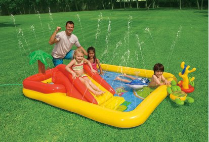 Intex Ocean Set playcenter
