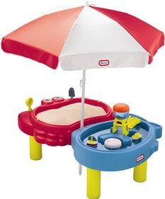 Table de jeu Little Tikes Sand & Sea