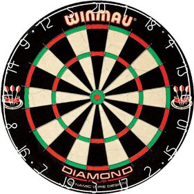 Winmau Diamond Plus dartbord
