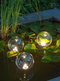 Ubbink MultiBright Float pond lighting