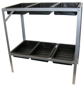 Nature Potting Table Steel