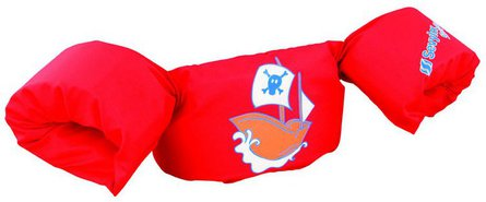 Sevylor Puddle Jumper Red Pirate Boat