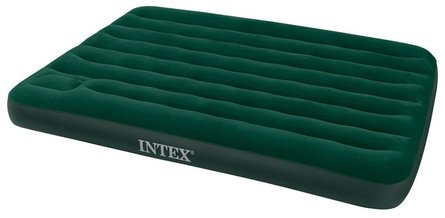 Intex Downy Bed Full Luftmadras
