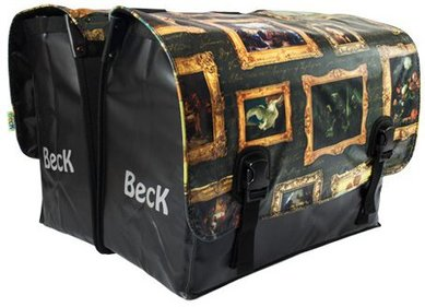 Beck Big Painting bicycle bag