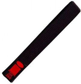 Essimo judo belt black