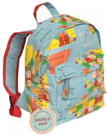 Lighthouse Trading Globe Child's Backpack
