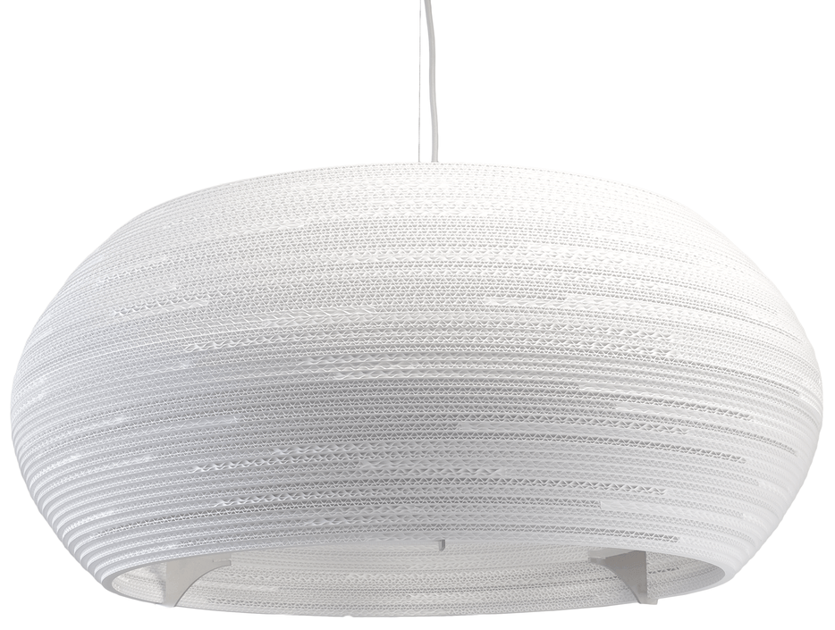 Graypants Ohio 32 White hanglamp